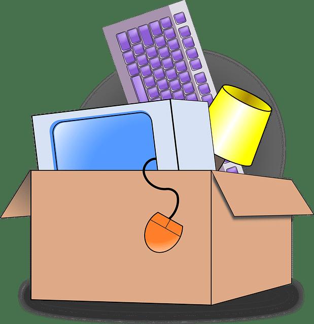Vous déménagez vos locaux professionnels ? Les conseils de Box + !