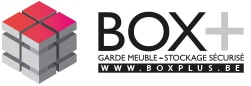 logo box + déménagement et garde meubles