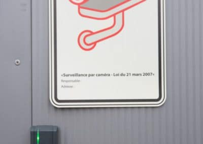 Box de stockage sécurisé à Engis