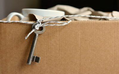 Le déménagement : une question d'organisation
