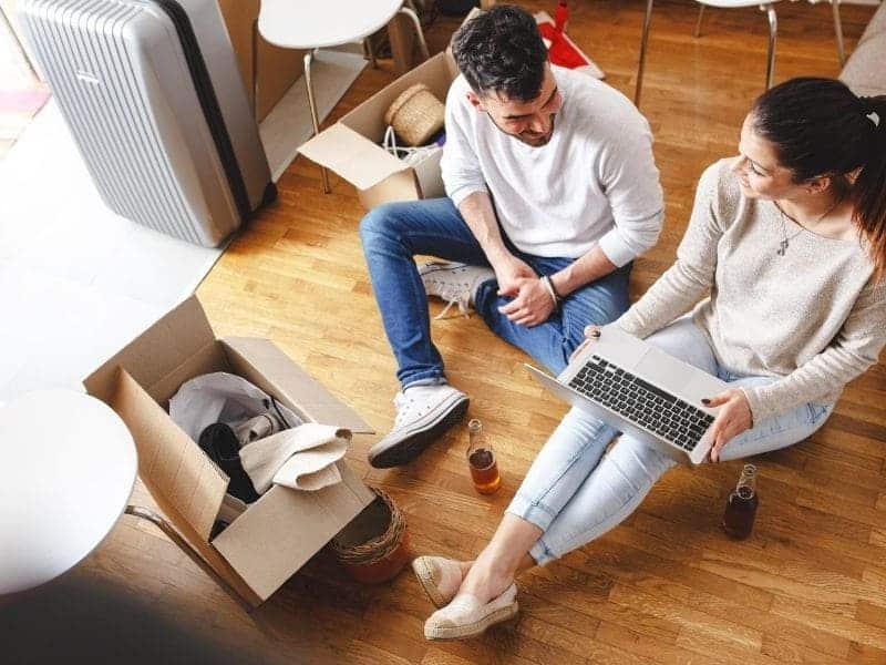 Les indispensables d'un premier déménagement