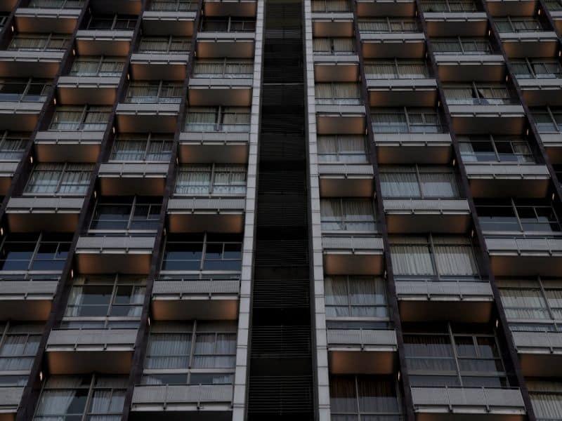 Déménagement Liège - fenêtres d'appartement