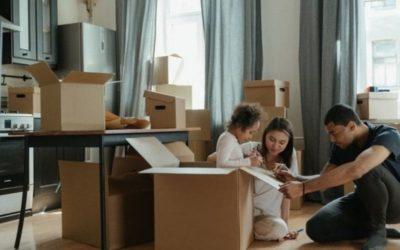 Déménagement : gérer le stress des enfants