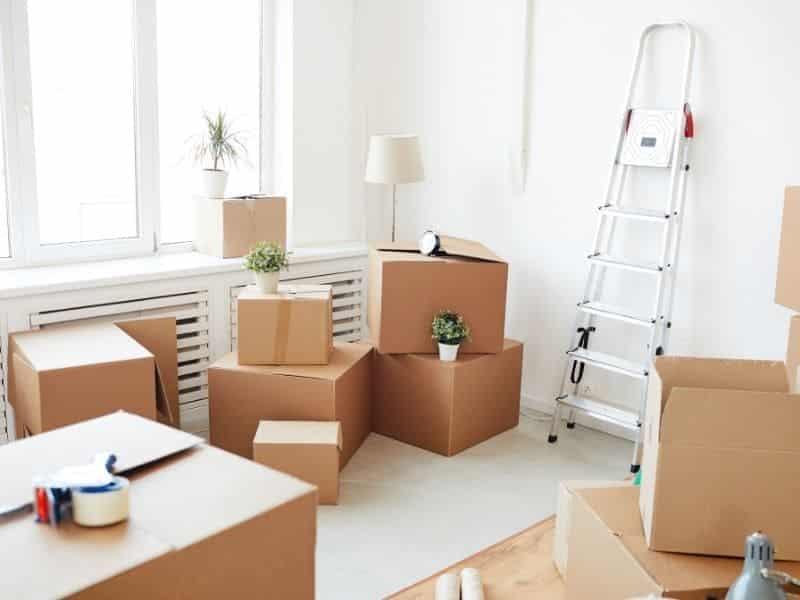vide maison par box plus