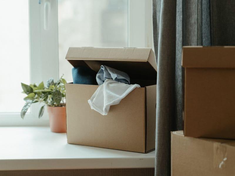 cartons emballages demenagement