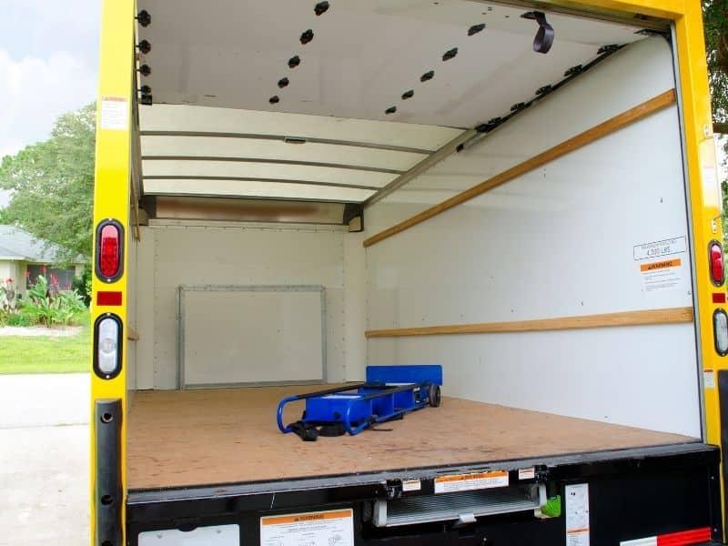 Camion de déménagement - Box+