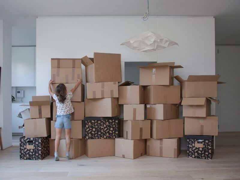 Les emballages pour un déménagement en toute sérénité