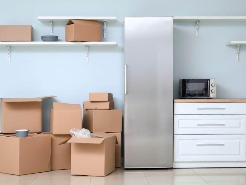 Déménager votre frigo avec Box+