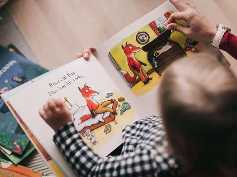 lecture déménagement enfants