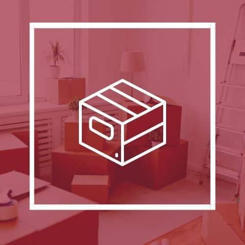 organiser ses cartons déménagement