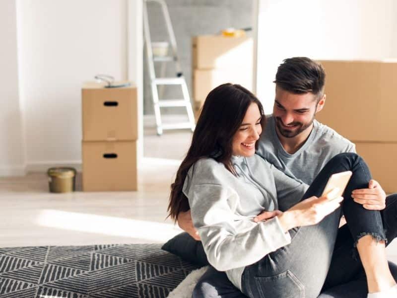 Premier déménagement : personnaliser son intérieur