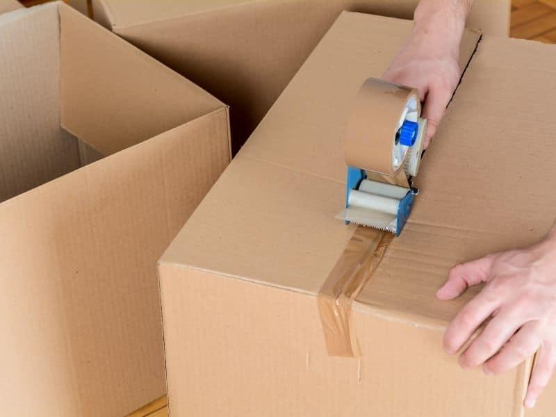 équipement déménagement