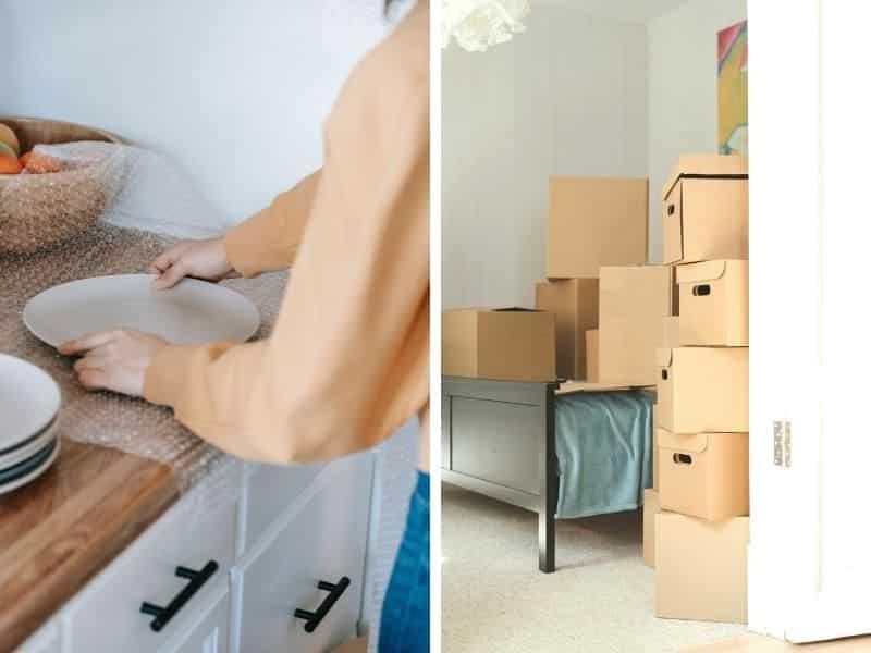 astuces et conseils déménagement