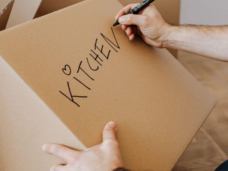Le déménagement professionnel pour gagner du temps ou de l'argent
