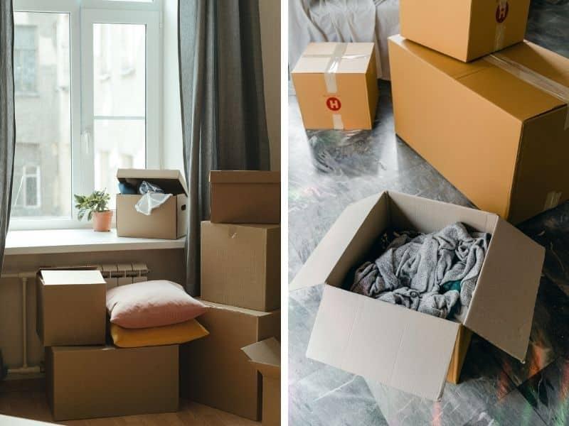 Préparer mes cartons de déménagement comme un pro !